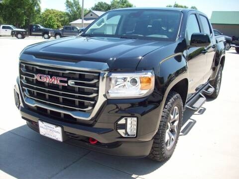 2021 GMC Canyon for sale at Nemaha Valley Motors in Seneca KS