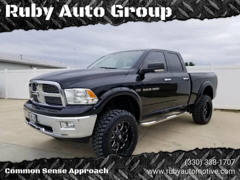 2012 RAM Ram Pickup 1500 for sale at Ruby Auto Group in Hudson OH