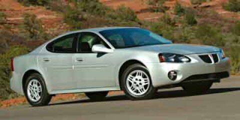 2004 Pontiac Grand Prix for sale at DON'S CHEVY, BUICK-GMC & CADILLAC in Wauseon OH