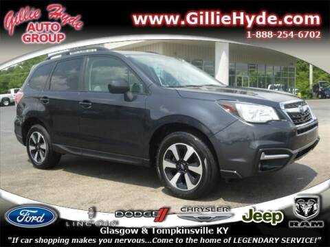 2018 Subaru Forester for sale at Gillie Hyde Auto Group in Glasgow KY