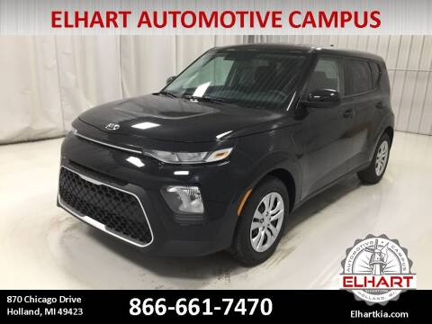 2021 Kia Soul for sale at Elhart Automotive Campus in Holland MI