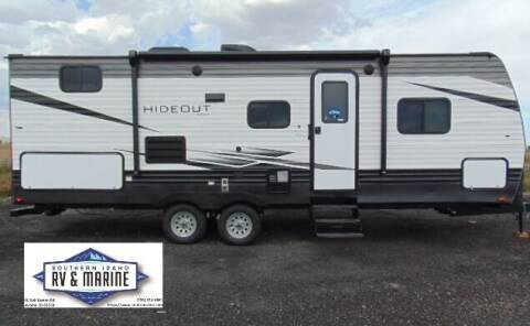 2021 KEYSTONE HIDEOUT 24BHWE for sale at SOUTHERN IDAHO RV AND MARINE in Jerome ID