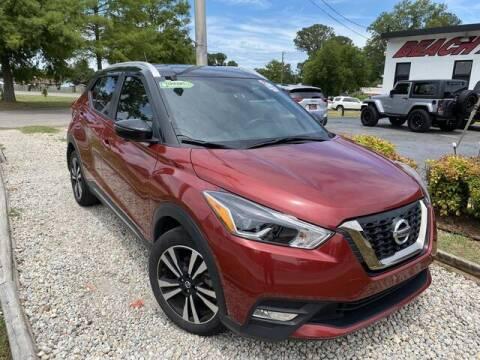 2019 Nissan Kicks for sale at Beach Auto Brokers in Norfolk VA