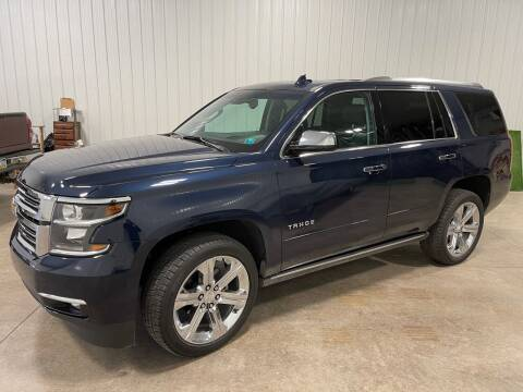 2018 Chevrolet Tahoe for sale at MAGNUM MOTORS in Reedsville PA
