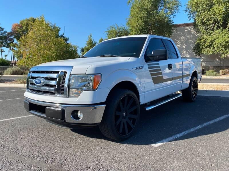 2011 Ford F-150 for sale at DORAMO AUTO RESALE in Glendale AZ