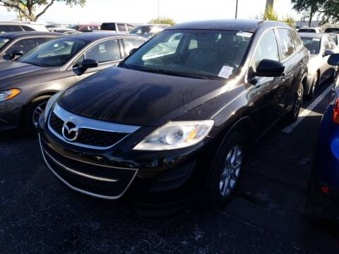 2012 Mazda CX-9 for sale at L G AUTO SALES in Boynton Beach FL