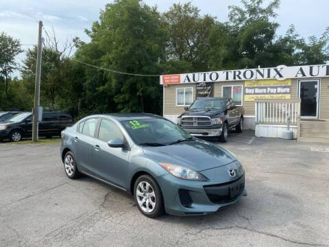 2013 Mazda MAZDA3 for sale at Auto Tronix in Lexington KY