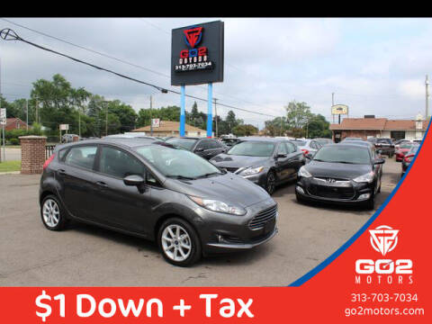 2019 Ford Fiesta for sale at Go2Motors in Redford MI
