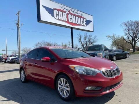 2015 Kia Forte for sale at Ray Hibdon's Car Choice in Oklahoma City OK