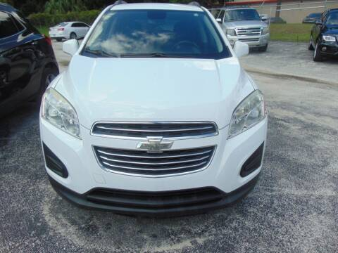 2016 Chevrolet Trax for sale at Payday Motor Sales in Lakeland FL