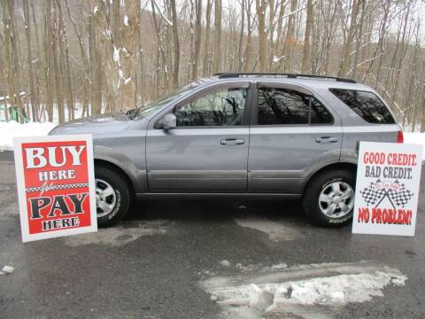 2008 Kia Sorento for sale at W.R. Barnhart Auto Sales in Altoona PA