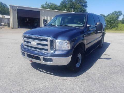 2005 Ford Excursion for sale at Brewster Used Cars in Anderson SC