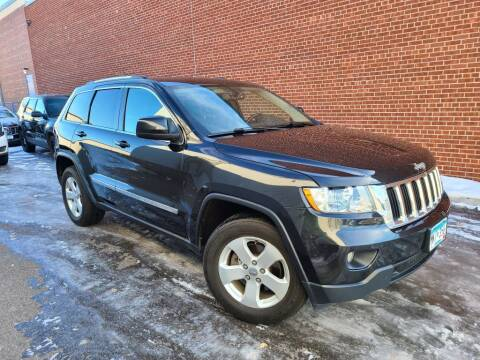 2012 Jeep Grand Cherokee for sale at Minnesota Auto Sales in Golden Valley MN