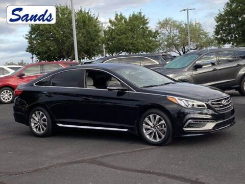 2017 Hyundai Sonata for sale at Sands Chevrolet in Surprise AZ