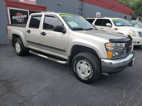 2007 GMC Canyon for sale at Stach Auto in Janesville WI