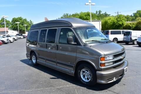 1999 Chevrolet Express Cargo for sale at Adams Auto Group Inc. in Charlotte NC