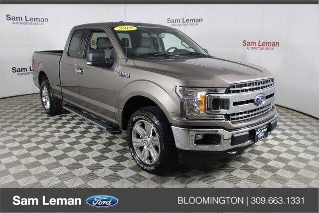 2018 Ford F-150 for sale in Bloomington, IL