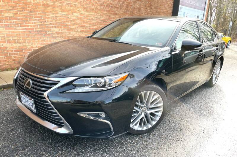 2016 Lexus ES 350 for sale at Exotic Motors 4 Less in Chesapeake VA