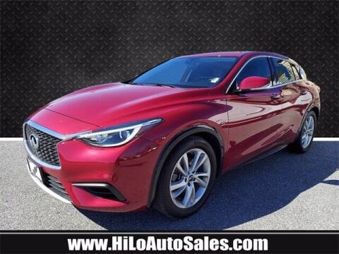 2018 Infiniti QX30 for sale at BuyFromAndy.com at Hi Lo Auto Sales in Frederick MD