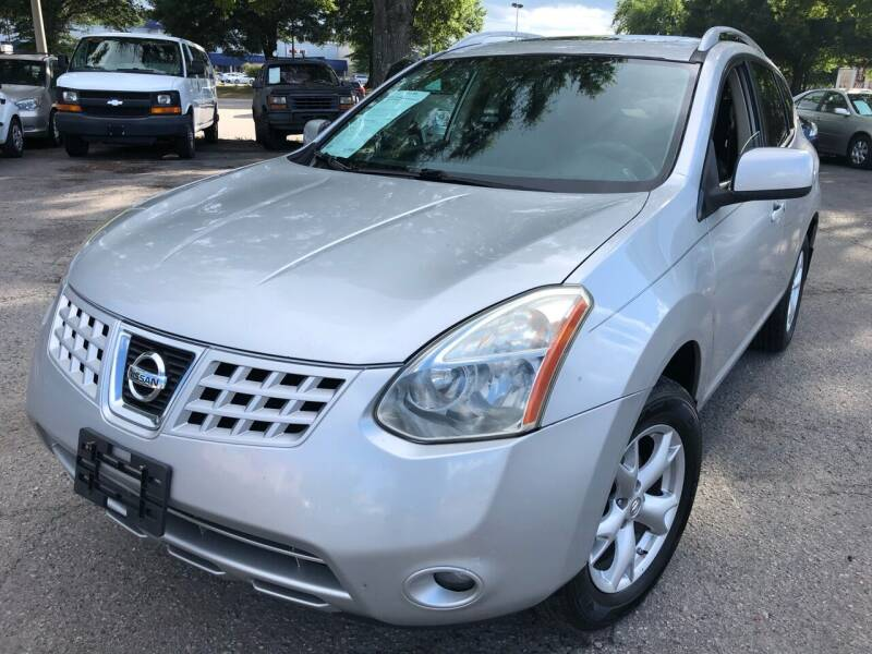 2009 Nissan Rogue for sale at Atlantic Auto Sales in Garner NC