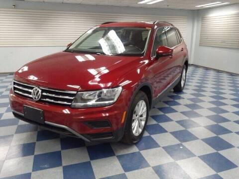 2018 Volkswagen Tiguan for sale at Mirak Hyundai in Arlington MA