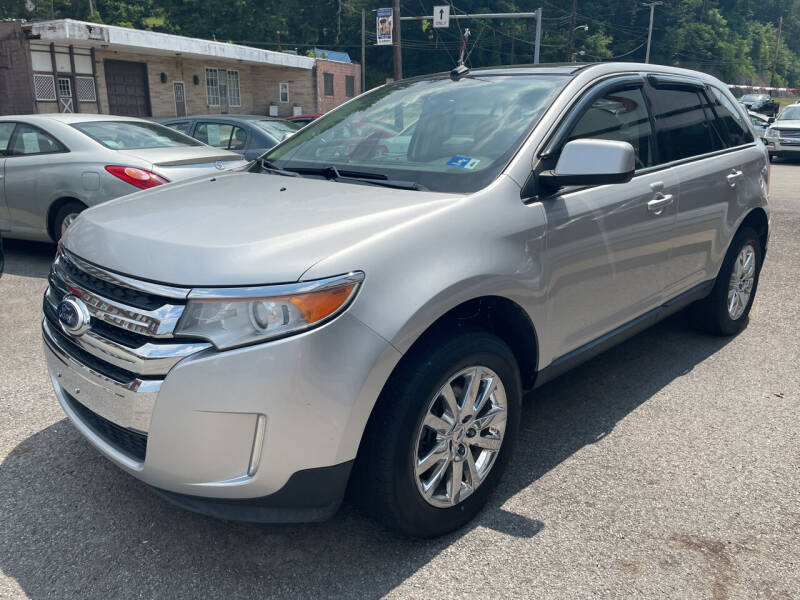 2011 Ford Edge for sale at Turner's Inc - Main Avenue Lot in Weston WV