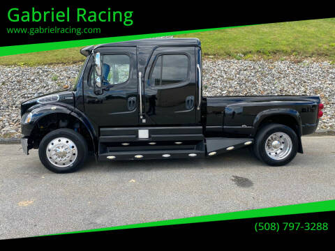 2010 Freightliner Business class M2 for sale at Gabriel Racing in Worcester MA