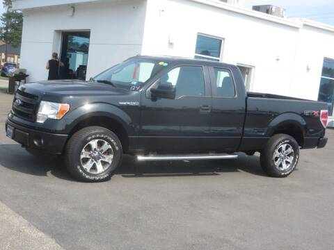 2013 Ford F-150 for sale at Price Auto Sales 2 in Concord NH