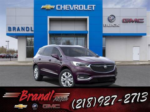 2021 Buick Enclave for sale at Brandl GM in Aitkin MN