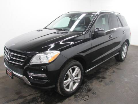 2014 Mercedes-Benz M-Class for sale at Automotive Connection in Fairfield OH
