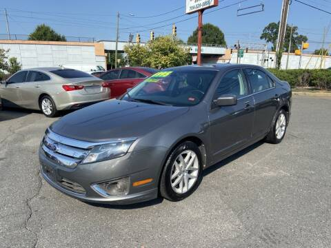 2012 Ford Fusion for sale at Starmount Motors in Charlotte NC