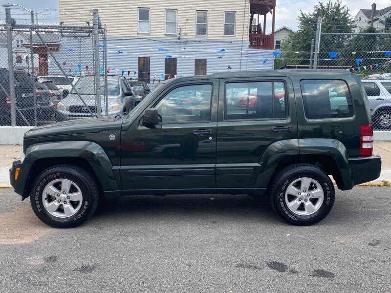 2011 Jeep Liberty for sale at G1 Auto Sales in Paterson NJ