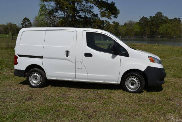 2014 Nissan NV200 for sale at WOODLAKE MOTORS in Conroe TX