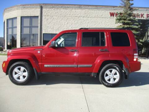 2010 Jeep Liberty for sale at Elite Motors in Fargo ND