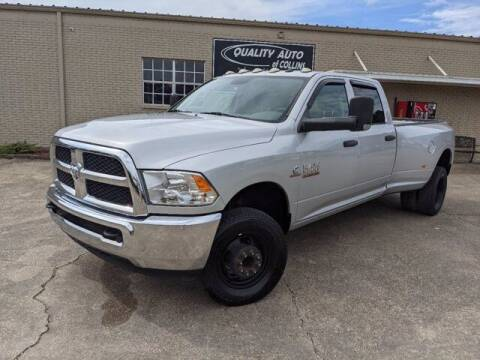 2016 RAM Ram Pickup 3500 for sale at Quality Auto of Collins in Collins MS