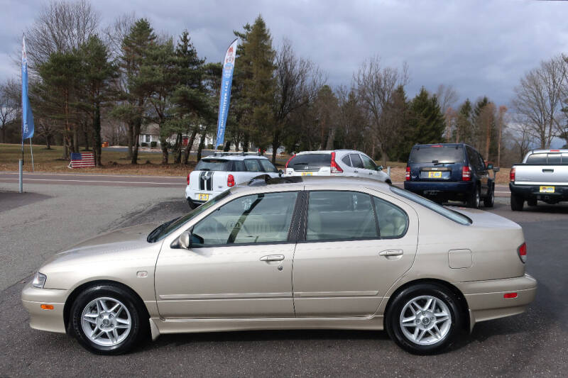 2002 Infiniti G20 for sale at GEG Automotive in Gilbertsville PA