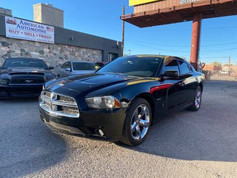 2012 Dodge Charger for sale at American Automotive , LLC in Tucson AZ
