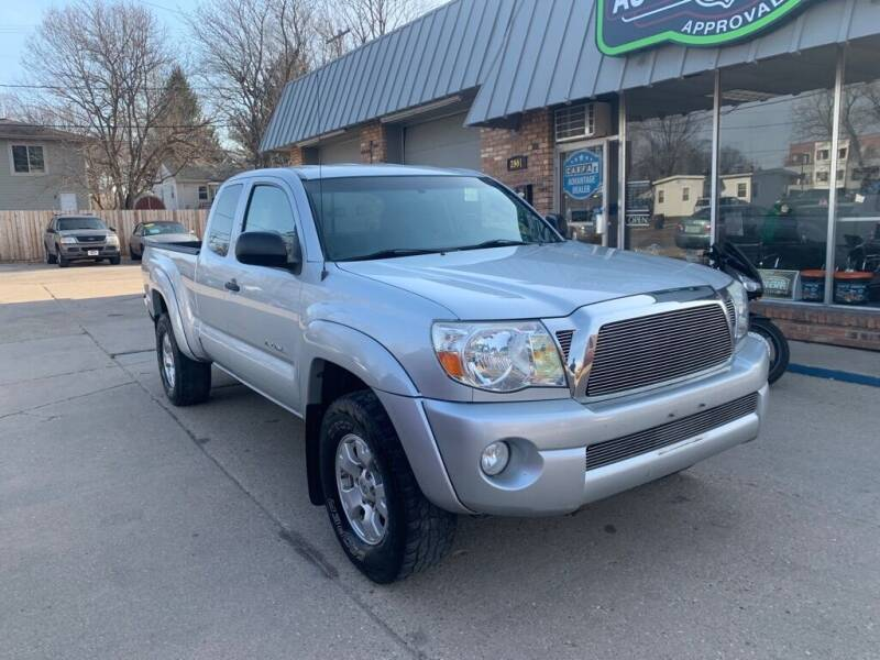 2006 Toyota Tacoma for sale at LOT 51 AUTO SALES in Madison WI