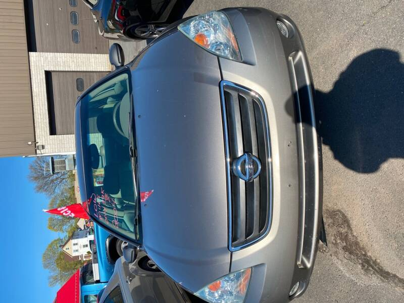 2004 Nissan Altima for sale at Story Brothers Auto in New Britain CT