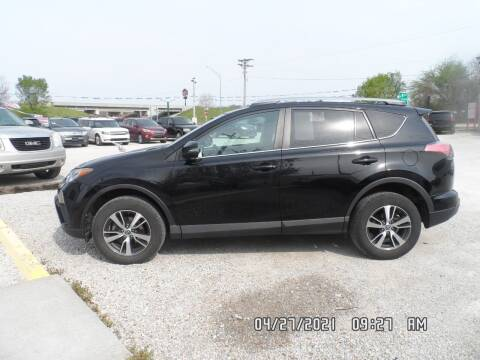 2017 Toyota RAV4 for sale at Town and Country Motors in Warsaw MO