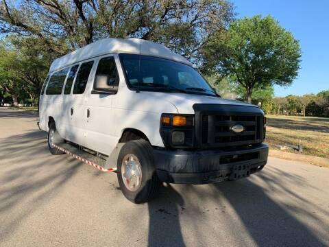 2014 Ford E-Series Cargo for sale at 210 Auto Center in San Antonio TX