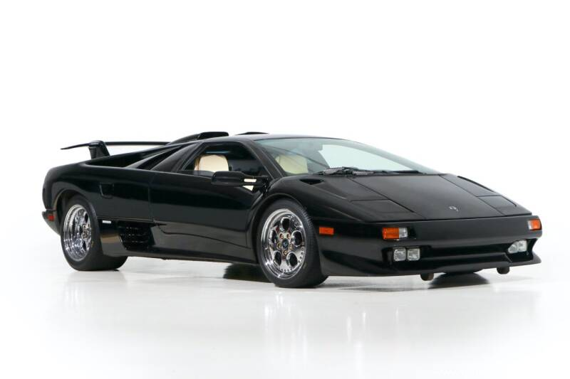 1994 Lamborghini Diablo for sale at Motorcar Classics in Farmingdale NY