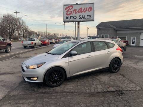2016 Ford Focus for sale at Bravo Auto Sales in Whitesboro NY