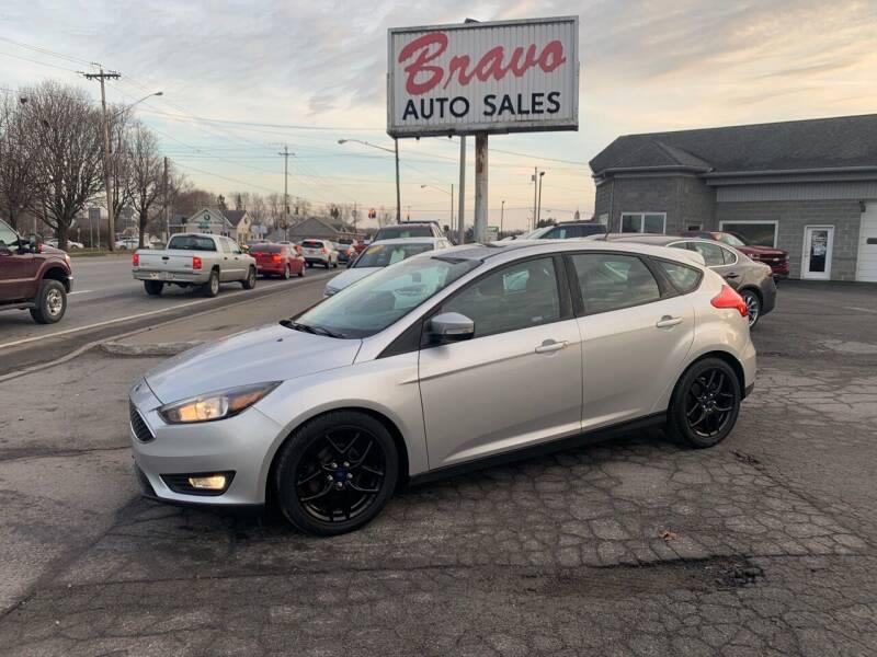 2016 Ford Focus for sale at Bravo Auto Sales in Whitesboro NY