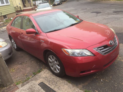 2008 Toyota Camry Hybrid for sale at UNION AUTO SALES in Vauxhall NJ