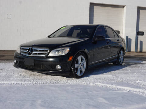 2010 Mercedes-Benz C-Class for sale at FOWLERVILLE FORD in Fowlerville MI