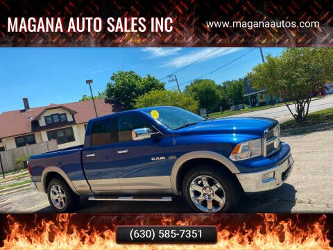2009 Dodge Ram Pickup 1500 for sale at Magana Auto Sales Inc in Aurora IL