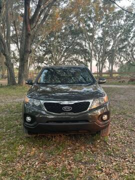 2012 Kia Sorento for sale at Royal Auto Mart in Tampa FL