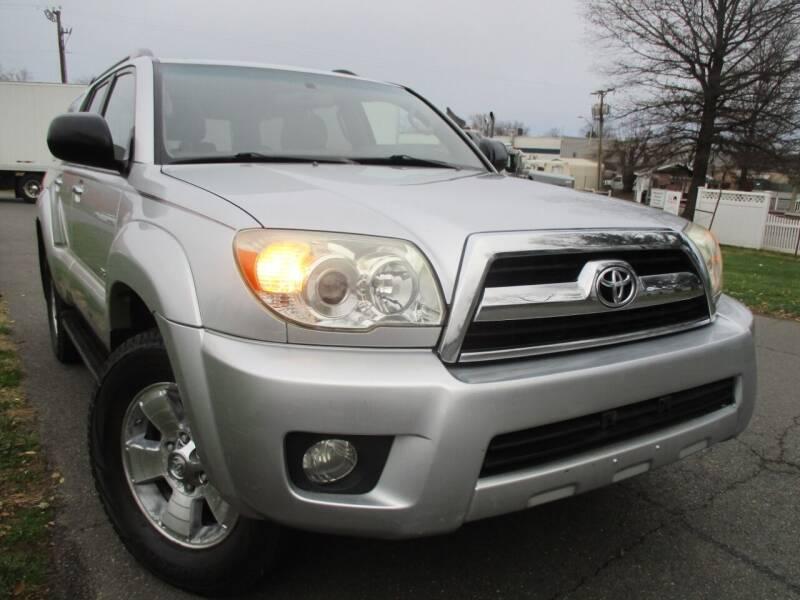 2008 Toyota 4Runner for sale at A+ Motors LLC in Leesburg VA