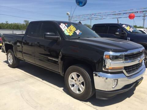 2018 Chevrolet Silverado 1500 for sale at A & V MOTORS in Hidalgo TX